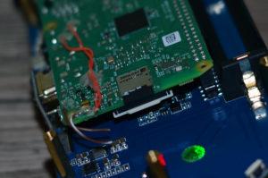 Micro SD Karte für Waveshare Game HAT