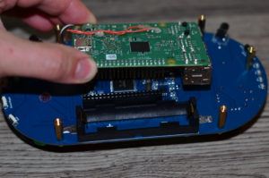 Waveshare Game Hat Raspberry PI 3b